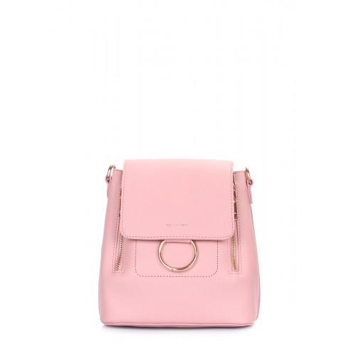 Женская сумка-рюкзак Pool Party Zipp Rose