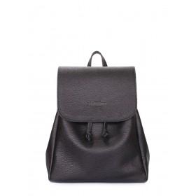 Кожаный рюкзак Pool Party Paris Black