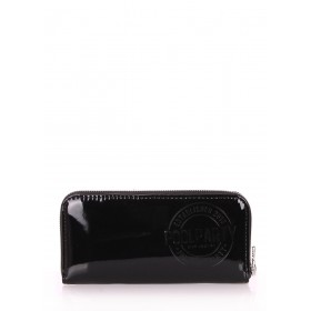 Женский кошелек Pool Party Laquer Black Wallet