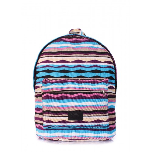 Рюкзак PoolParty Backpack Rasta Blue