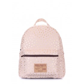 Рюкзак PoolParty Backpack XS Golden Stars
