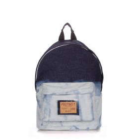 Рюкзак PoolParty Backpack Bleach Jeans
