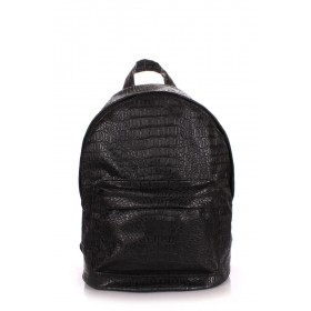 Рюкзак PoolParty Backpack Croco Black