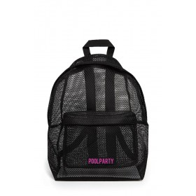 Рюкзак PoolParty Backpack Mesh Black