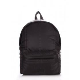 Рюкзак молодежный PoolParty Puffy Black
