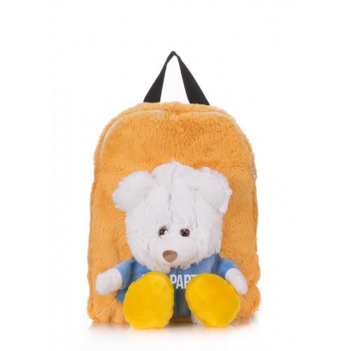 Детский рюкзак PoolParty Kiddy Orange