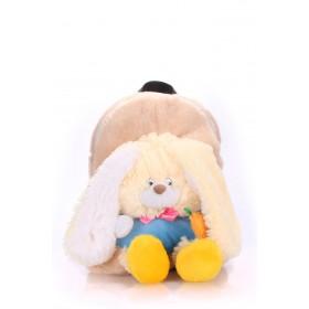 Рюкзак PoolParty Kiddy Rabbit Yellow
