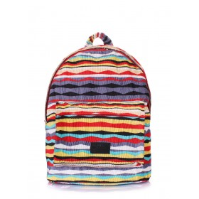 Рюкзак PoolParty Backpack Rasta Red