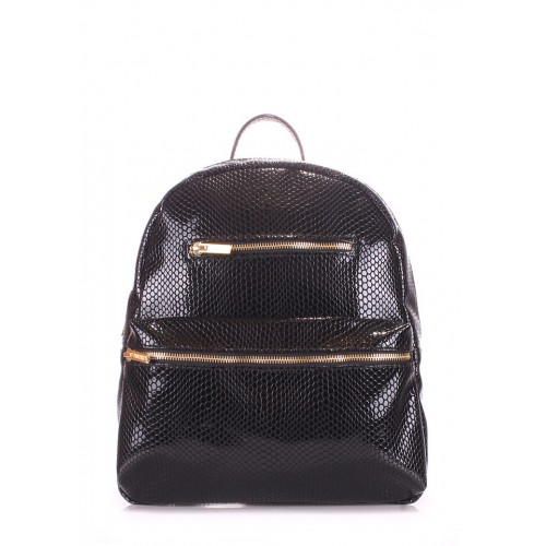 Рюкзак PoolParty Mini Lizard Black
