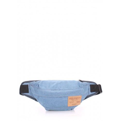 Сумка на пояс Pool Party Bumbag Jeans Light
