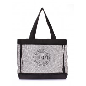 Женская сумка PoolParty Beach Tote Mesh