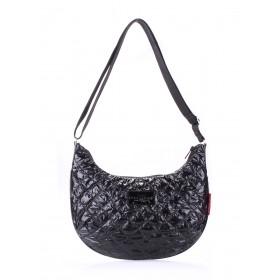 Женская сумка PoolParty Moon Black