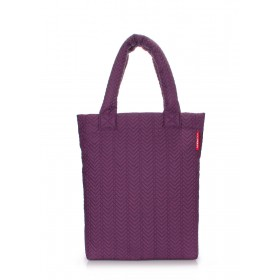 Сумка PoolParty Big Casual Fir Violet
