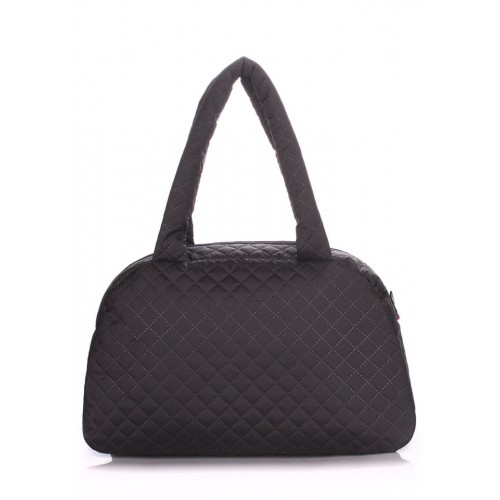 Сумка PoolParty Casual Quilted Eco Black