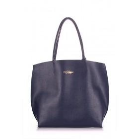 Кожаная сумка PoolParty Pearl Blue