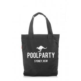 Женская сумка PoolParty Kangaroo Sydney Grey