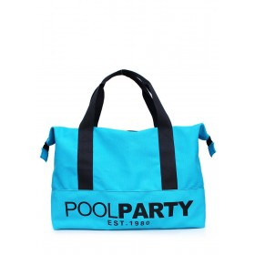 Текстильная сумка PoolParty Original Blue