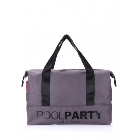 Текстильная сумка PoolParty Original Grey