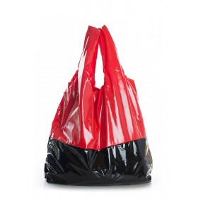 Сумка PoolParty Vynil Tote Red