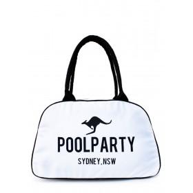 Женская сумка PoolParty Kangaroo Casual White