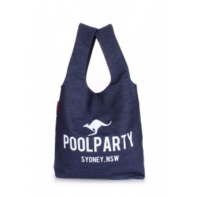 Женская сумка PoolParty Tote Jeans