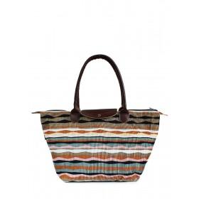 Женская сумка PoolParty Velvet Brown