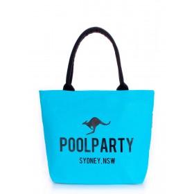 Женская сумка PoolParty Kangaroo Classic Blue
