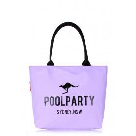 Женская сумка PoolParty Kangaroo Classic Lilac