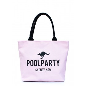 Женская сумка PoolParty Kangaroo Classic Rose