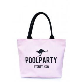 Женская сумка PoolParty Kangaroo Classic Rose