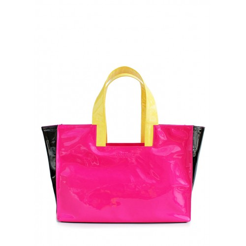 Сумка PoolParty BB Lacquered Bag