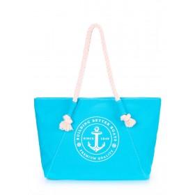 Женская сумка PoolParty Breeze Blue