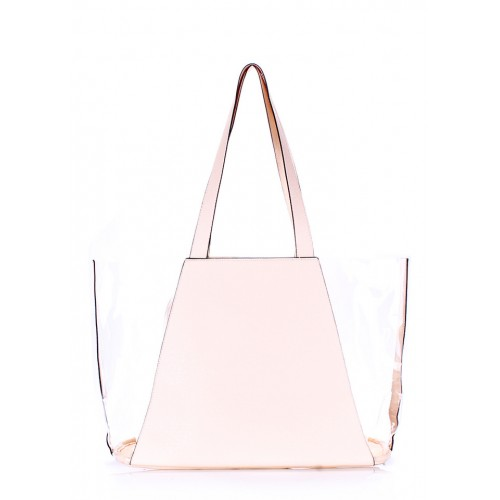 Сумка PoolParty Glass Tote Beige