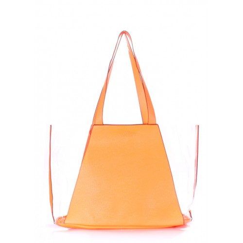 Сумка PoolParty Glass Tote Orange