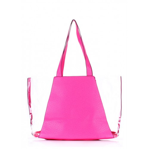 Сумка PoolParty Glass Tote Pink