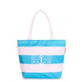 Женская сумка PoolParty Marine Aqua