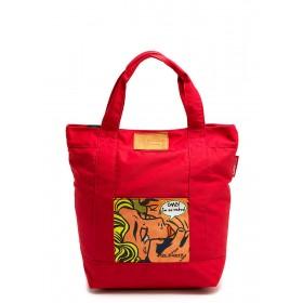 Женская сумка PoolParty Printed Superbag