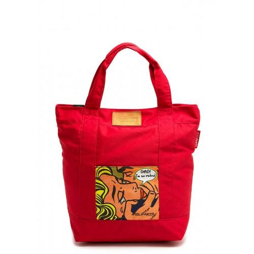 Текстильная сумка PoolParty Printed Superbag