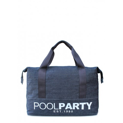 Текстильная сумка PoolParty Original Jeans