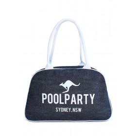 Женская сумка PoolParty Voyage Jeans