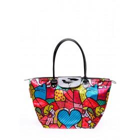 Женская сумка PoolParty Blossom Red