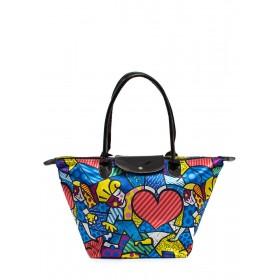 Женская сумка PoolParty Blossom Blue