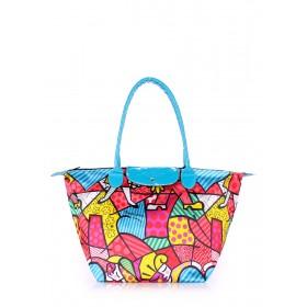 Женская сумка PoolParty Blossom Pink