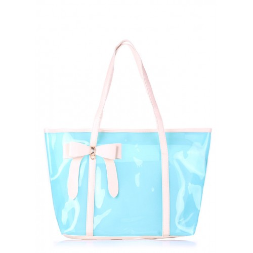 Сумка PoolParty Crystal Tote Blue