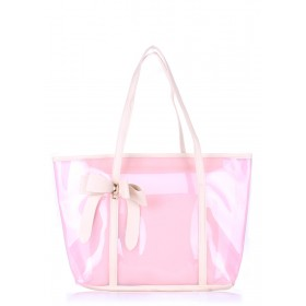 Сумка PoolParty Crystal Tote Rose