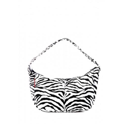 Сумка PoolParty Purse Zebra