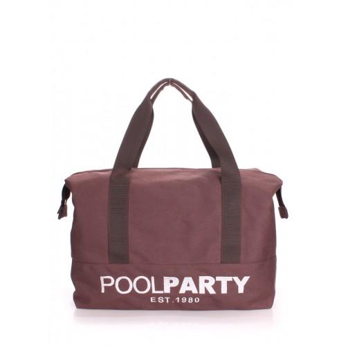 Женская текстильная сумка Pool Party Original Brown
