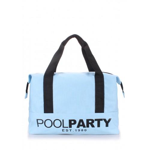 Женская текстильная сумка Pool Party Original Light Blue