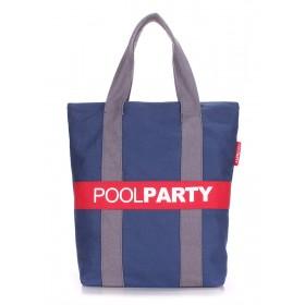 Сумка Pool Party High Dark Blue Red Grey