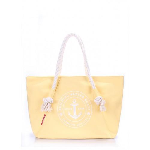 Женская текстильная сумка Pool Party Breeze Yellow
